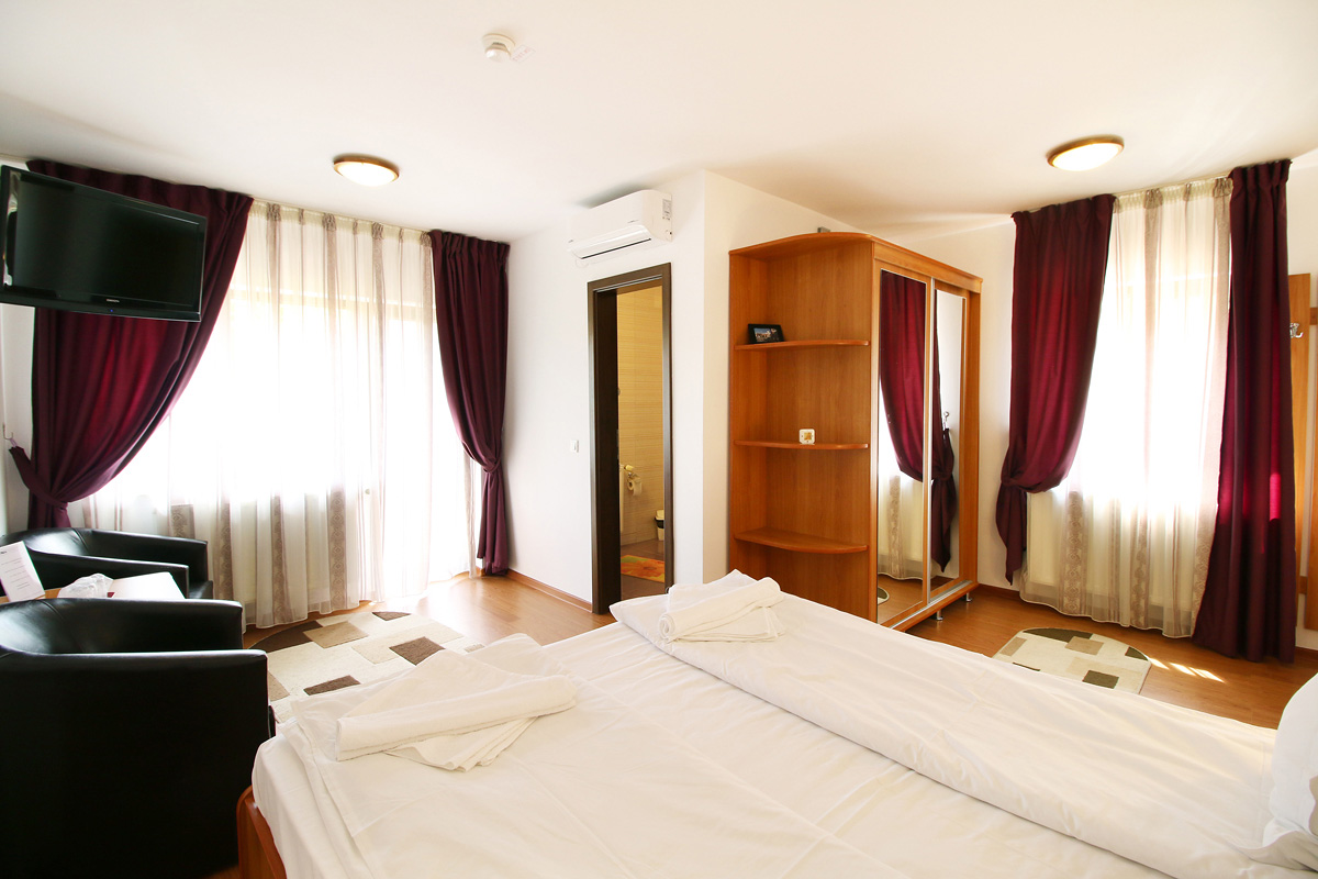 camera dubla in pensiunea Casa Micu Sibiu