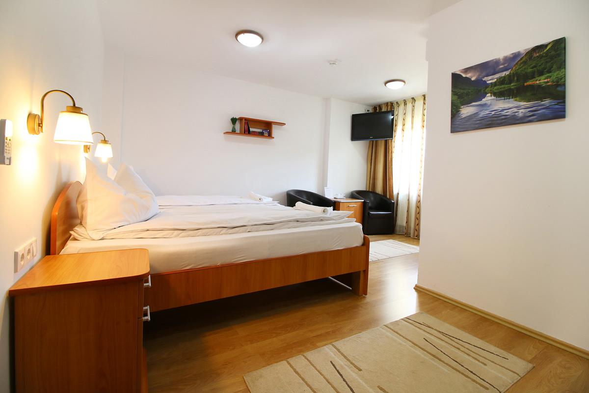camera twin in pensiunea Casa Micu Sibiu